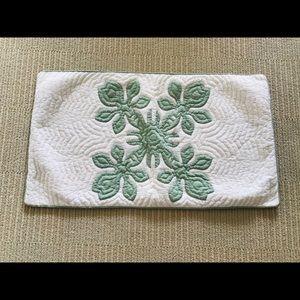Hawaiian quilt pillow case ,cushion cover